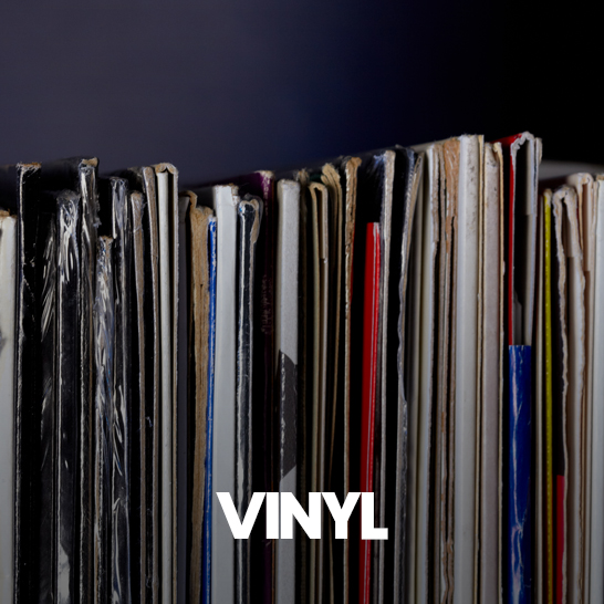 Defected Vinyl